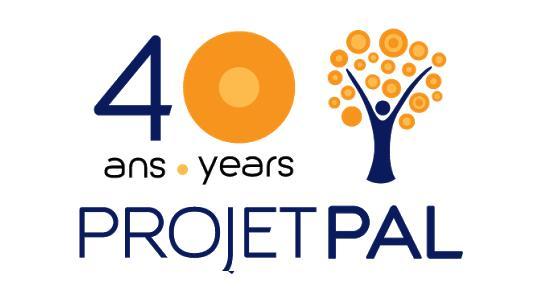 Projet PAL 40th anniversary